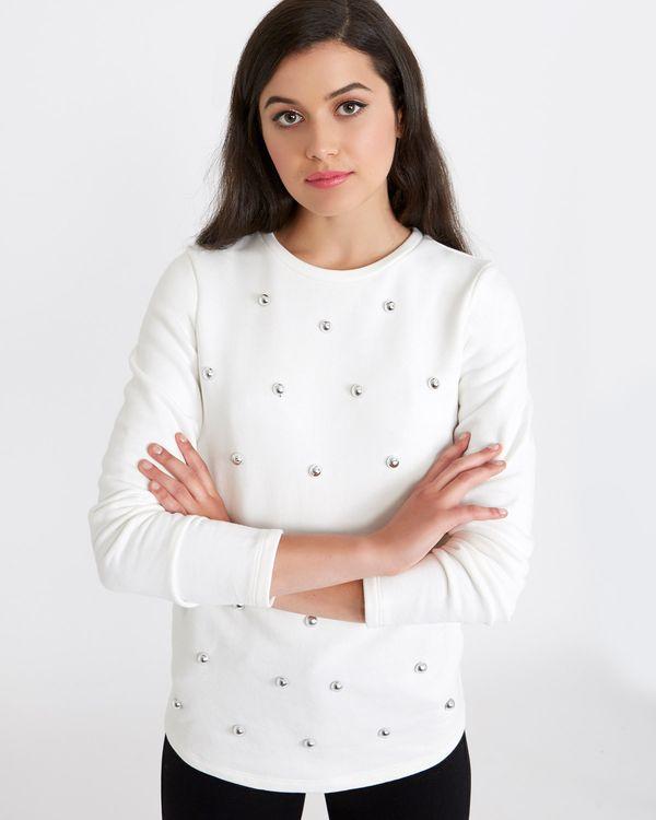 Savida Stud Sweatshirt