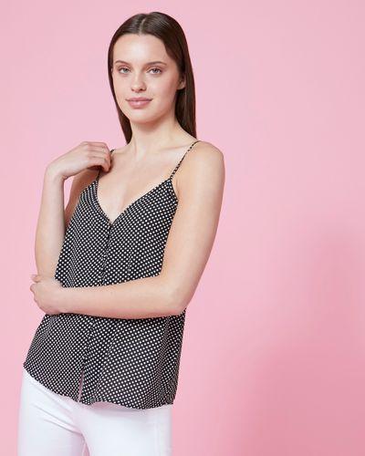 Savida Button Front Camisole