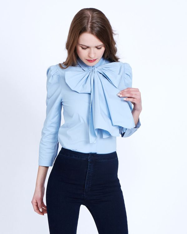 Savida Bow Shirt