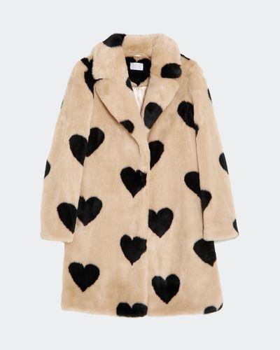 Savida Juliet Love Heart Coat