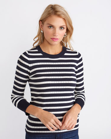 Savida Stripe Jumper