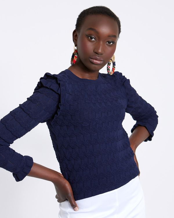 Savida Lace Style Jumper
