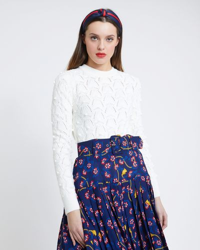 Savida Bubble Knit Jumper