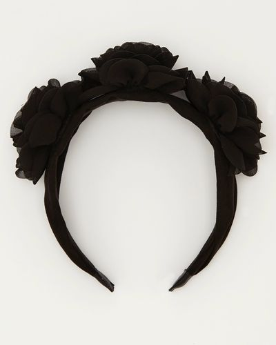 Savida Flower Hairband