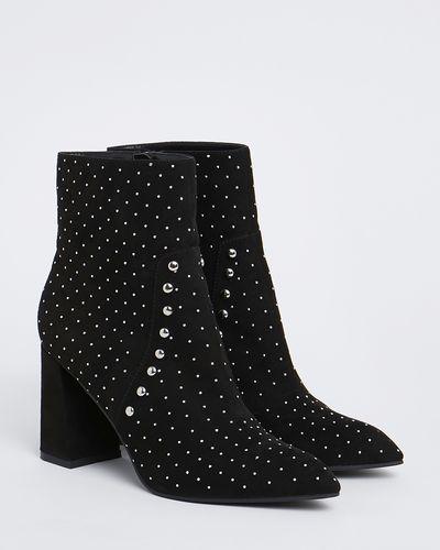 Savida Stud Detail Boots thumbnail