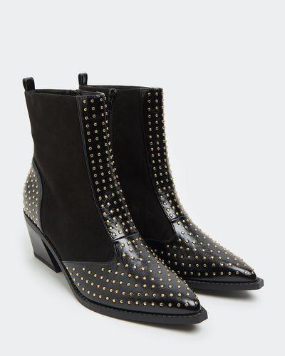 Savida Western Stud Boots