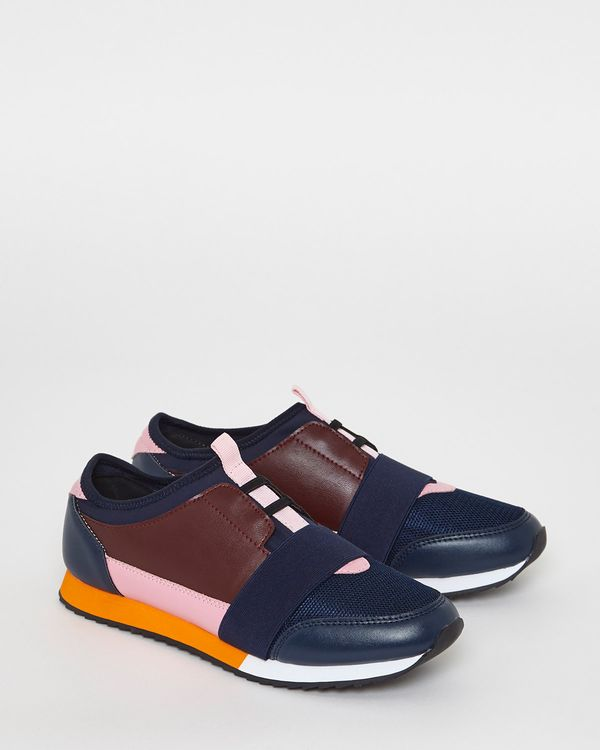 Savida Colourblock Trainers