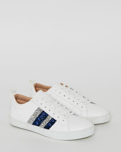 Savida Glitter Side Trainer