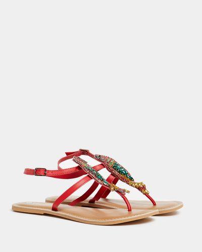 Savida Jewel Parrot Sandal