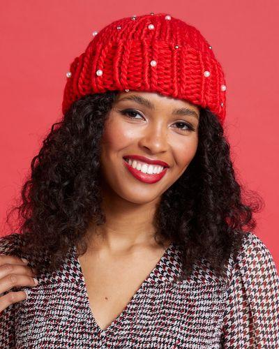 Savida Pearl Knitted Hat