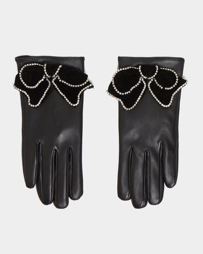 Savida Diamante Bow Glove