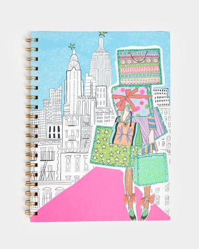 Savida B5 Glitter Notebook