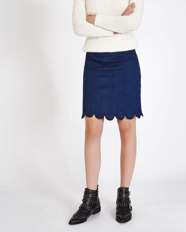 Savida Scallop Skirt