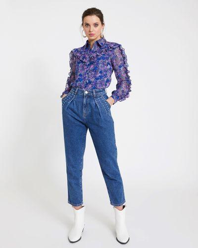 Savida Stud Denim Jeans