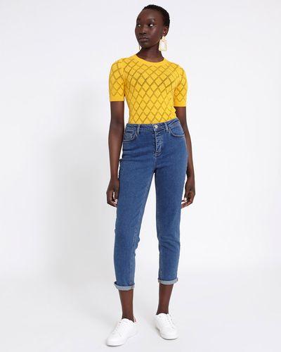 Savida Mom Style Jeans