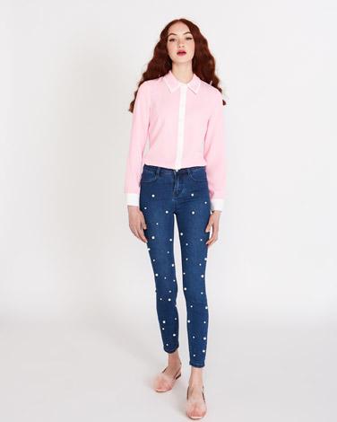 denimSavida Pearl Jeans