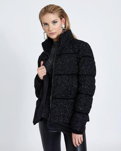 Savida Sparkly Tweed Jacket thumbnail