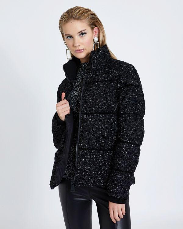 Savida Sparkly Tweed Jacket