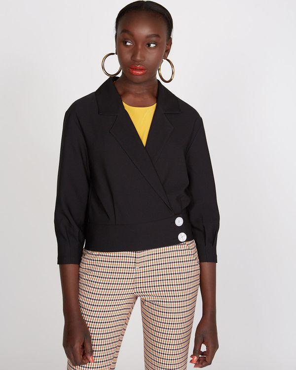 Savida Retro Button Jacket