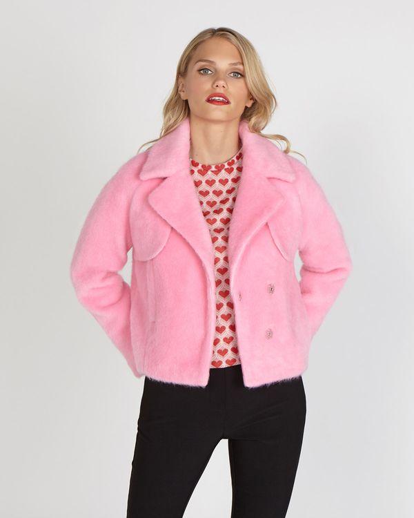 Savida Short Fluffy Jacket