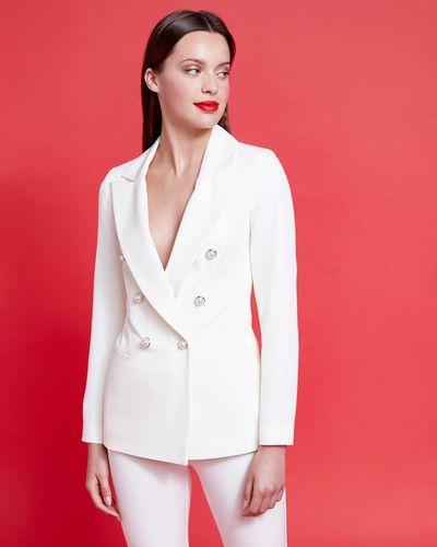 Savida Ali Suit Jacket With Buttons