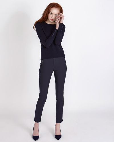 Savida Zip Front Trousers thumbnail