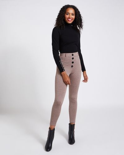 Savida Pattern Trousers thumbnail