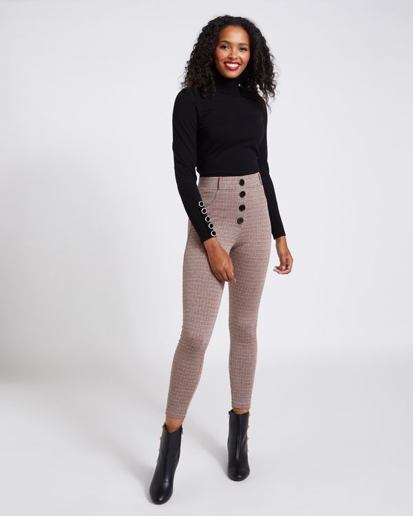 Savida Pattern Trousers