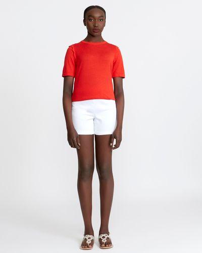 Savida Cigarette Shorts