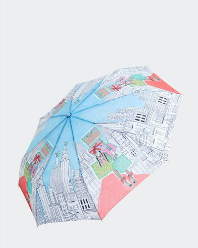 Savida Graphic Print Umbrella thumbnail
