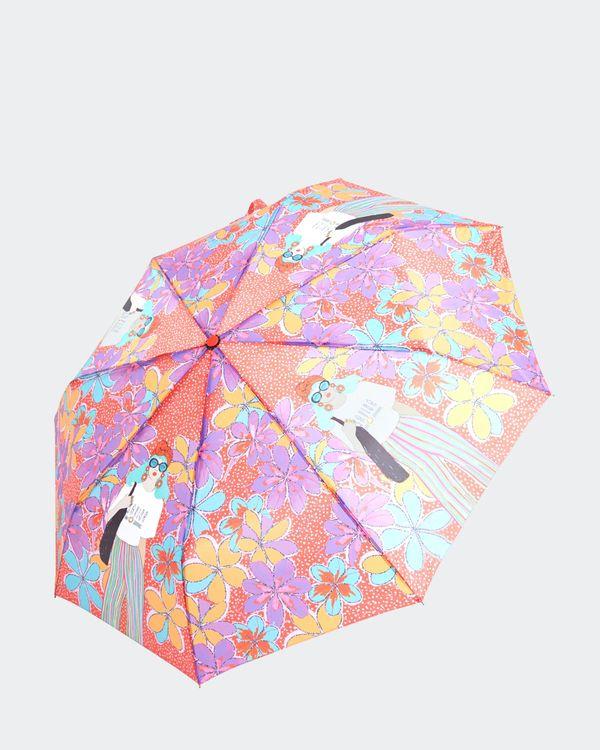 Savida Graphic Printed Umbrella