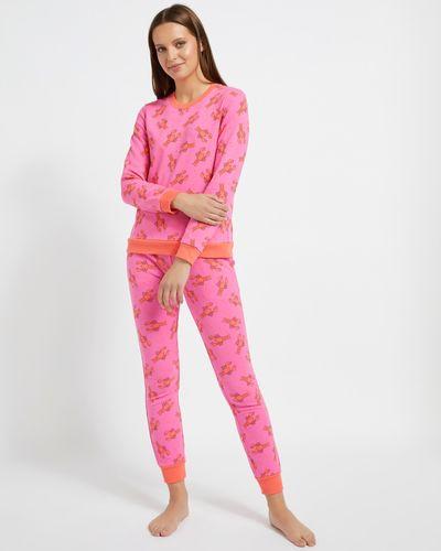 Savida Lobster Print Pyjamas