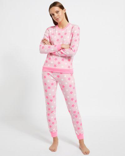 Savida Star Print Pyjamas