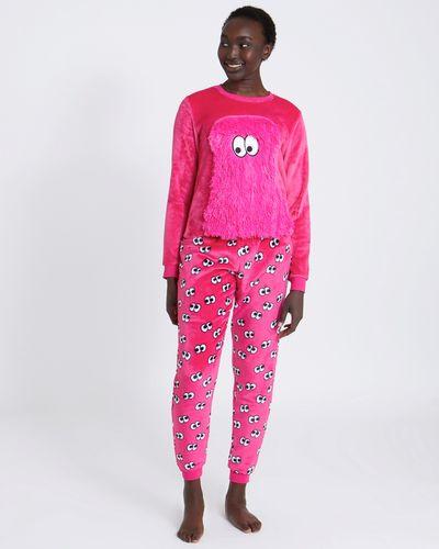 Savida Monster Pyjama Set