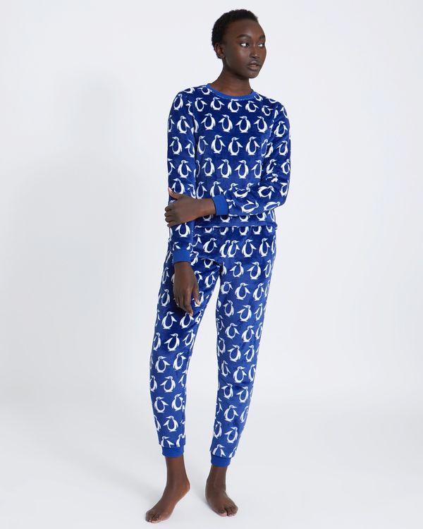 Savida Penguin Pyjama Set