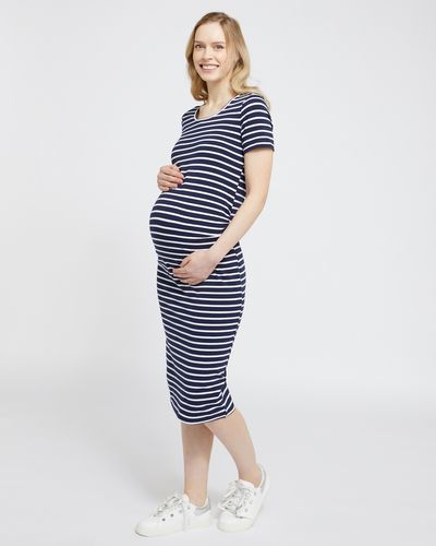 Savida Maternity Jersey Dress