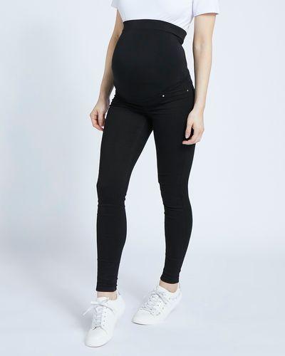 Savida Maternity Over The Bump Jean