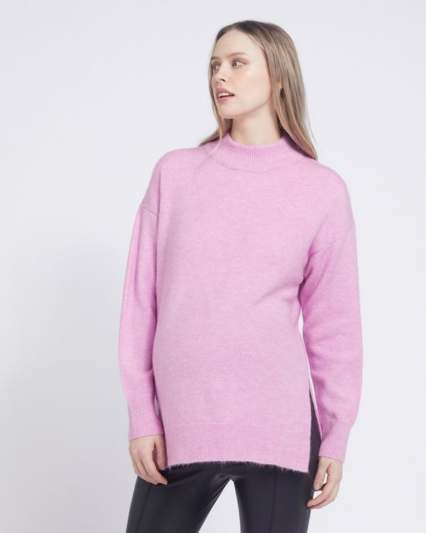 Savida High Neck Cosy Jumper
