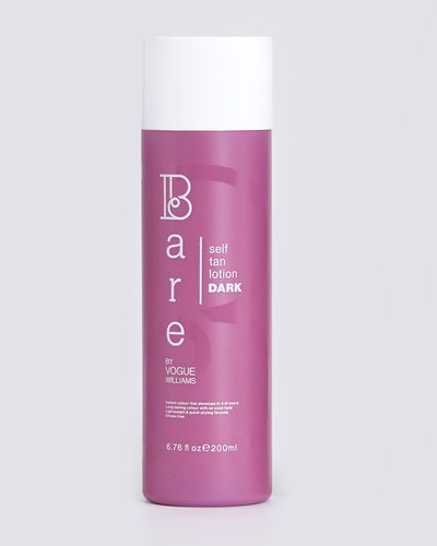 Bare by Vogue Williams: Self Tan Lotion (Dark)