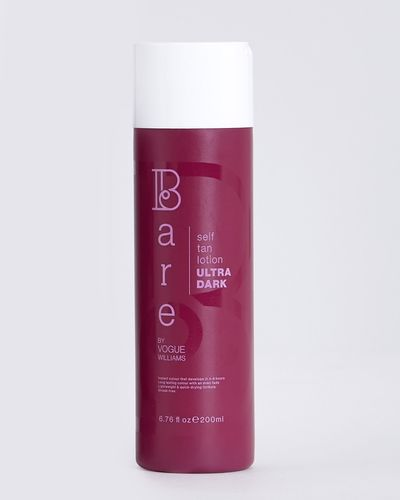 Bare by Vogue Williams: Self Tan Lotion (Ultra Dark)
