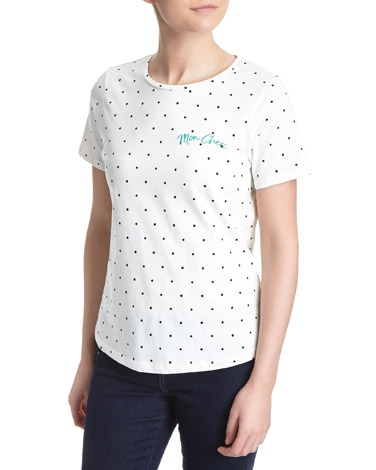 whiteSpot Mon Cheri T-Shirt