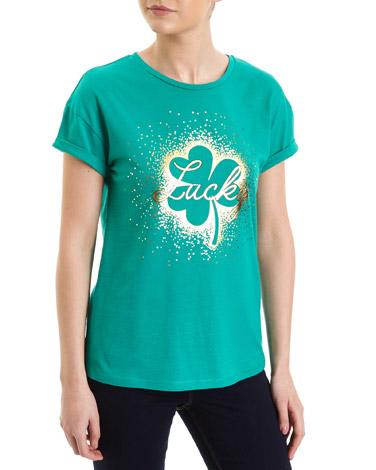 greenIrish Lucky T-Shirt