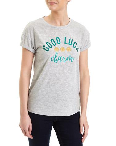 greyIrish T-Shirt