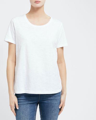 Cotton Slub T-Shirt