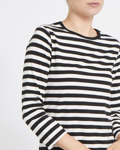 Stripe Stretch Long Sleeve thumbnail