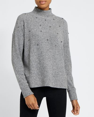 Embellished Soft Touch Sweatshirt thumbnail