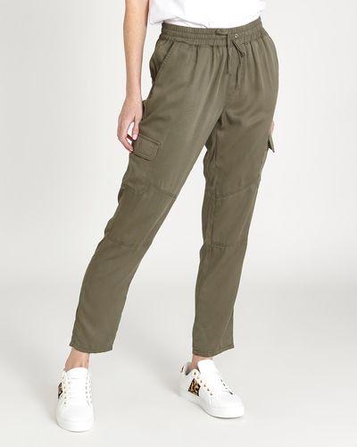 Tencel Utility Trousers
