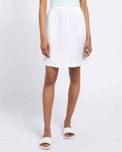 Linen Skirt thumbnail