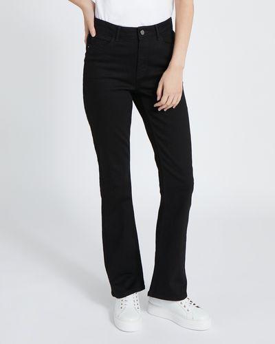 Black Bootcut Jeans thumbnail