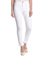 ecru Kate Straight Fit Jeans